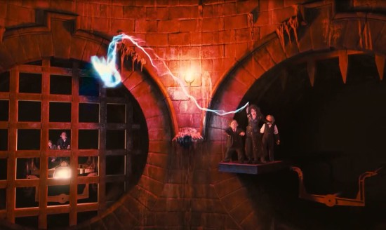 Top five Escape from Gringotts features Potter fans will love.