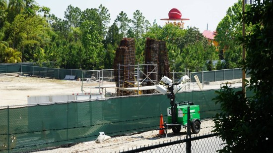 Rumored King Kong site - April 24, 2014.