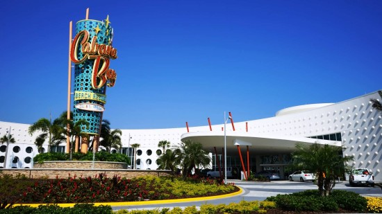 Cabana Bay Beach Resort at Universal Orlando.