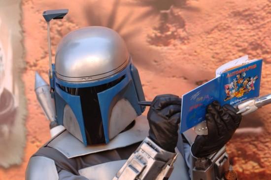 Star Wars Weekends at Disney's Hollywood Studios.