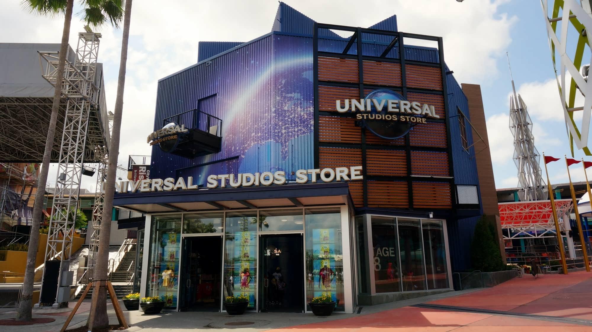 Universal Studios Store – Universal CityWalk.