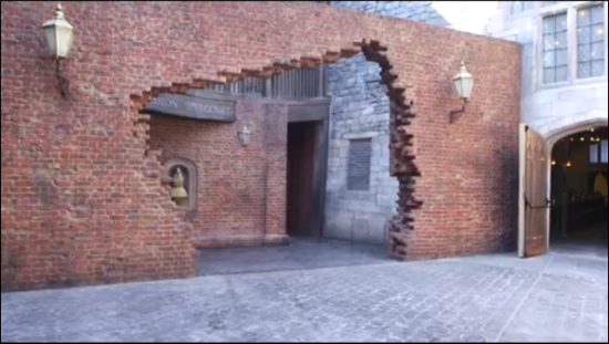 Harry Potter Stars Tour Diagon Alley Relive The Magic And