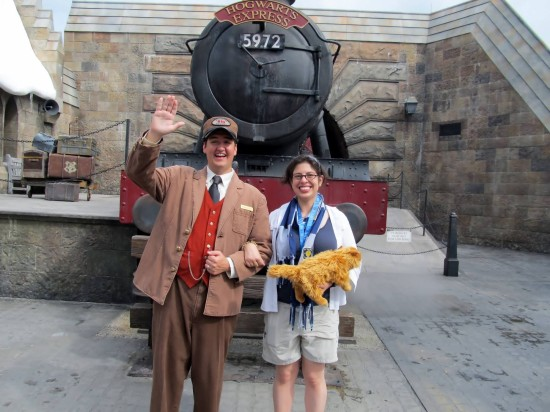 Hogsmeade is more magical than ever.