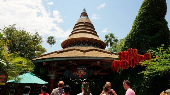 Universal Orlando Resort - June 2014.