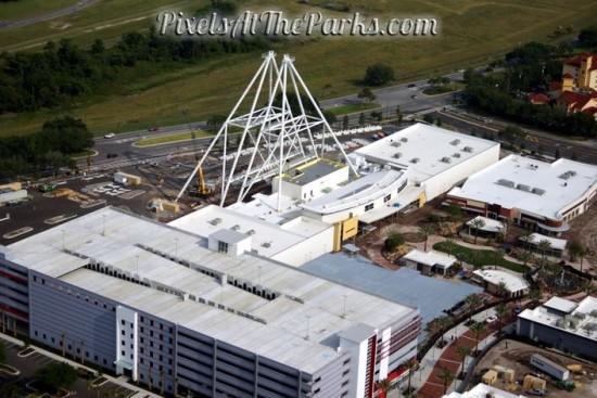 I-Drive 360 aerial photo.
