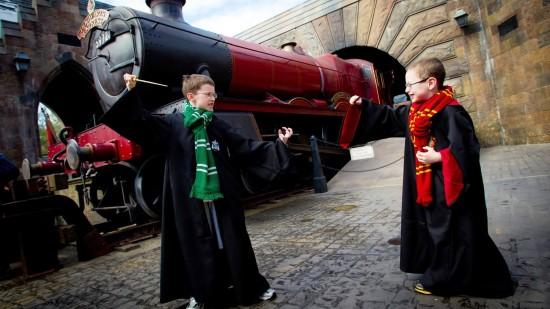 Wizarding World wands.