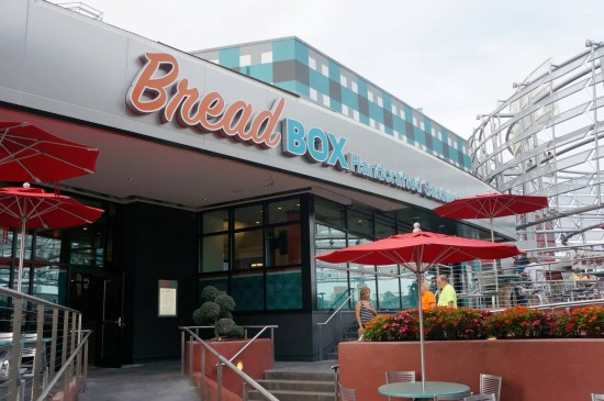 Bread Box - Universal CityWalk.