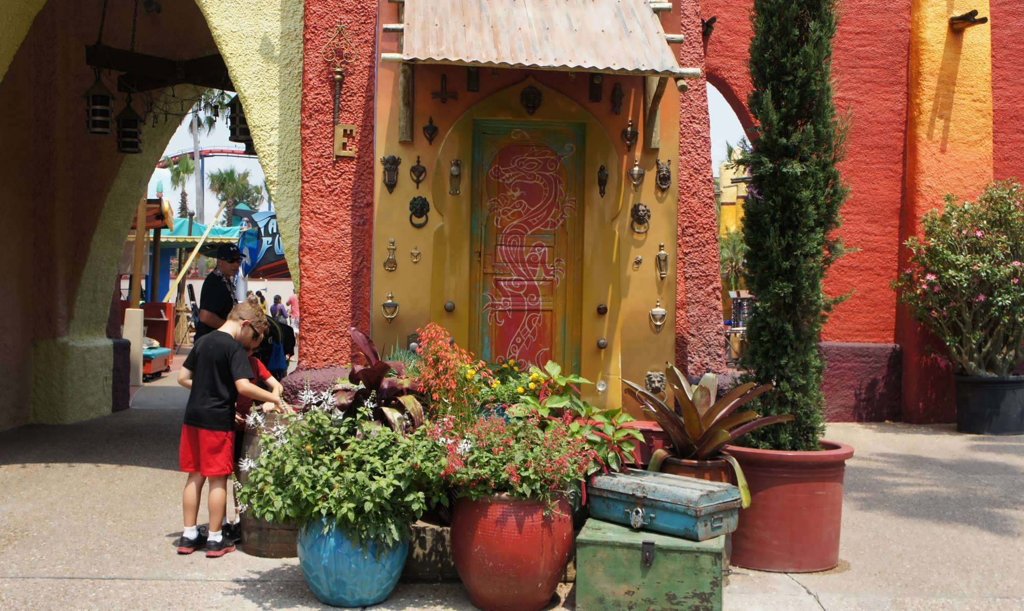 Pantopia at Busch Gardens Tampa: Tour the park\'s newest land and ...