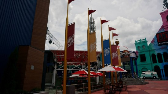 Universal CityWalk - July 2014.