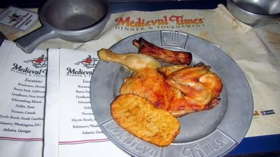 Medieval Times Dinner & Tournament.