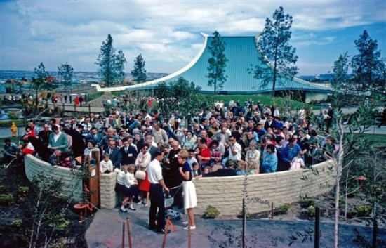 SeaWorld San Diego opening day.