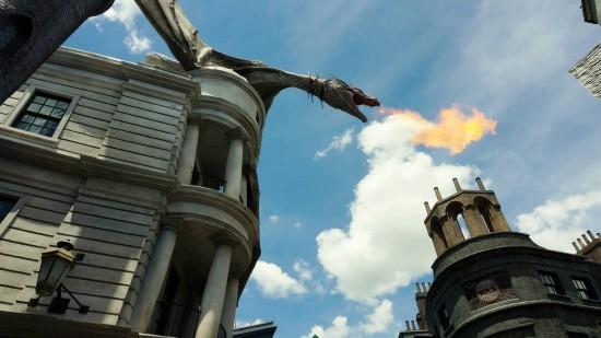 Universal Studios Florida - July 2014.