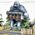 IAAPA Expo 2014 round-up: Next-gen bungie jumping, paid lockers at Universal, Halloween haunts, and more Kong