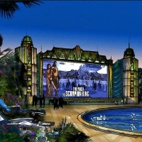 Universal's on-site hotels.
