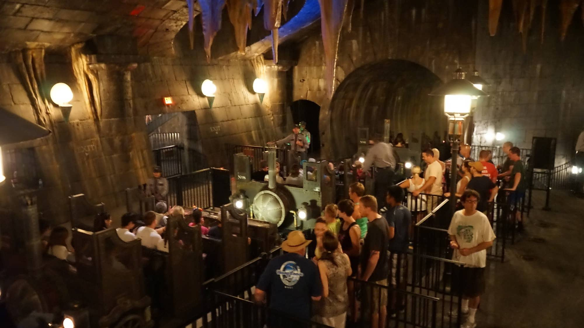 Diagon Alley Revisited