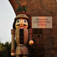 Busch Gardens Tampa trip report – December 2014 (Christmas Town, Falcon's Fury at night, and all-time high crowds)