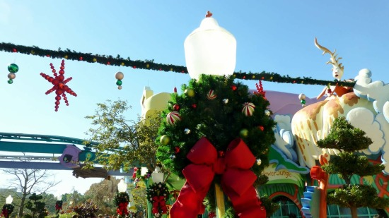 Islands of Adventure - December 2014.