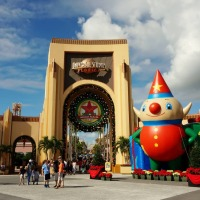 Universal Studios Florida - December 2014.