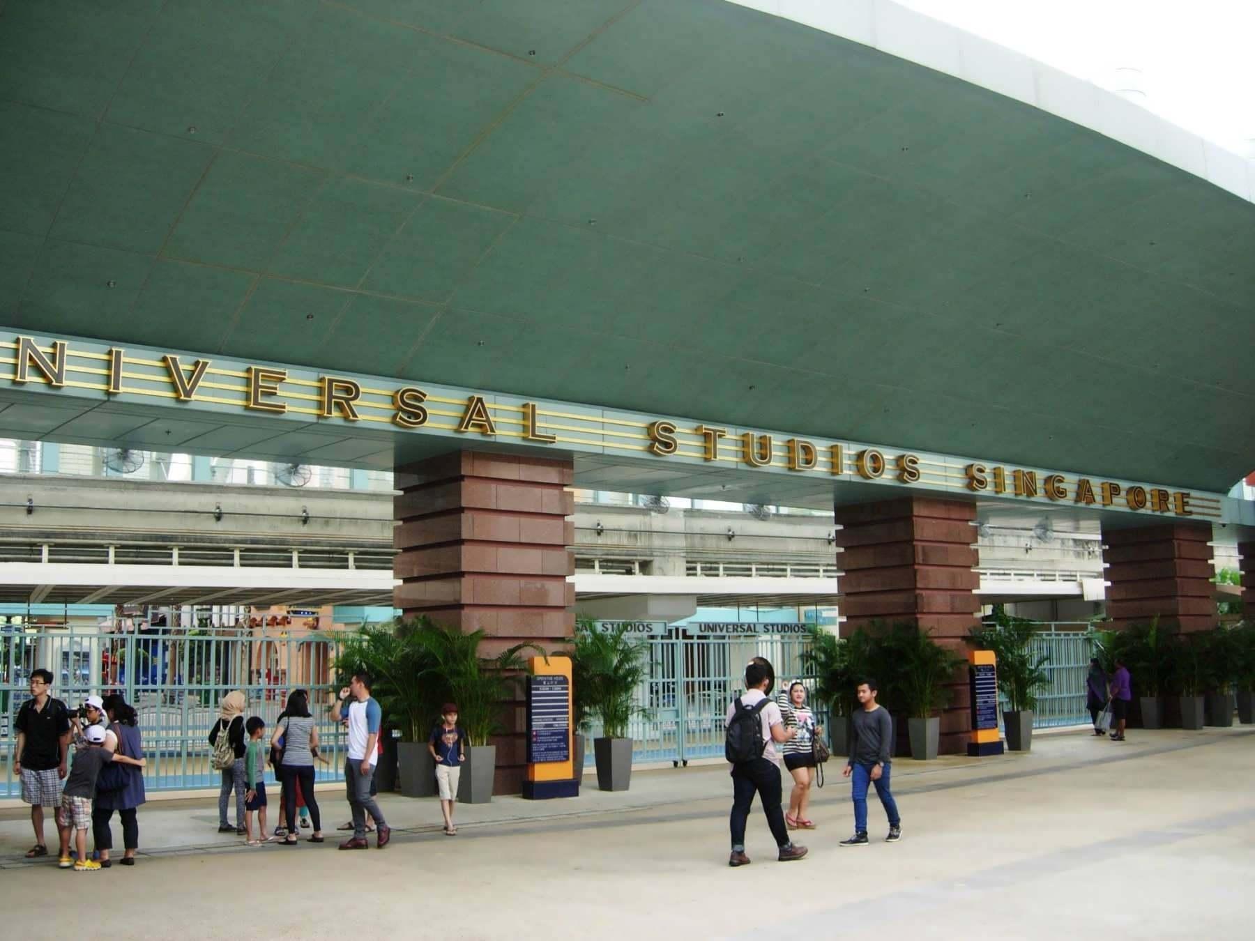 Tour Universal Studios Singapore