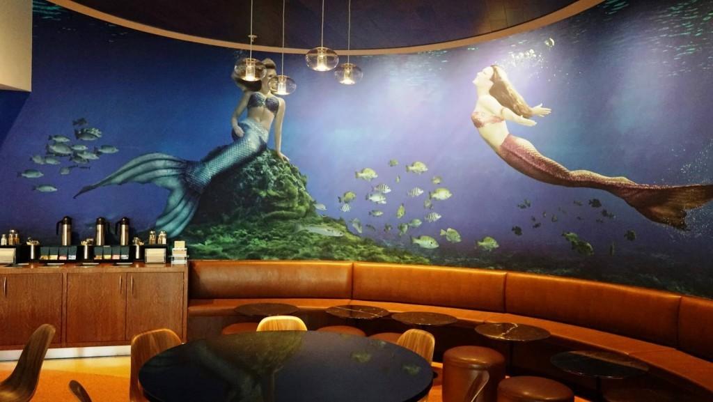 Starbucks – Cabana Bay Beach Resort.