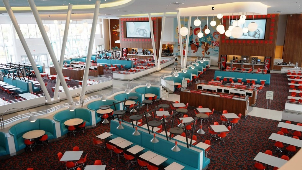 Bayliner Diner – Cabana Bay Beach Resort.