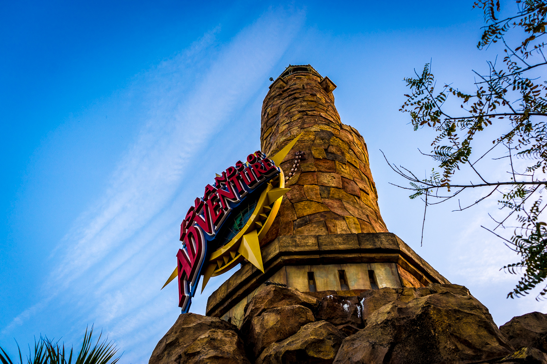 September 2015 Universal Orlando Resort Trip Report