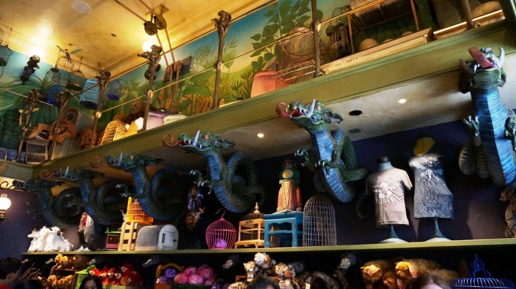 Magical Menagerie at The Wizarding World of Harry Potter – Diagon Alley