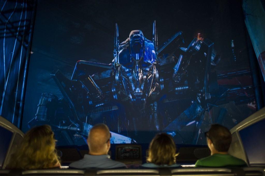 Transformers: The Ride - 3D at Universal Studios Florida