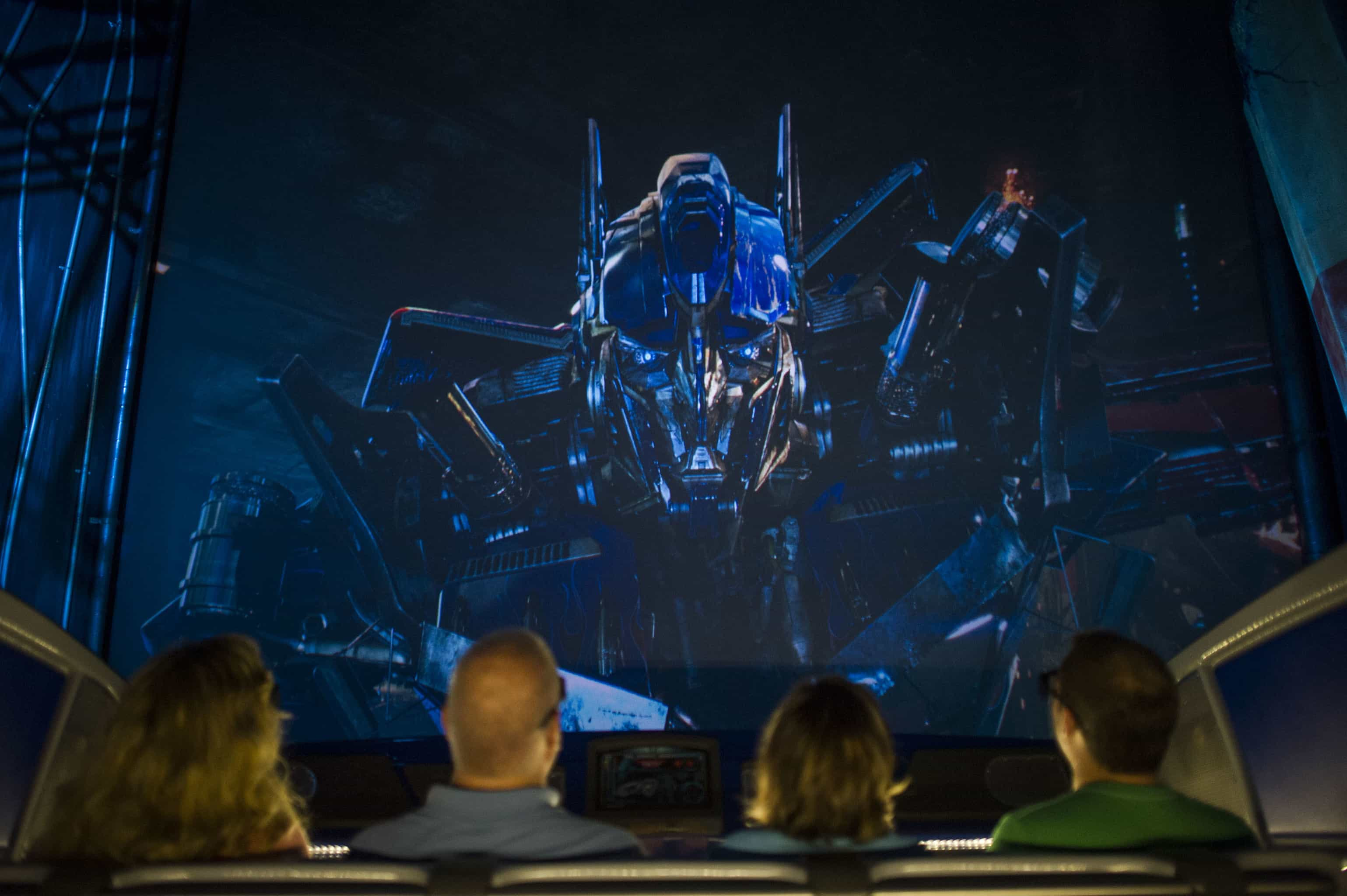 Transformers: The Ride – 3D at Universal Studios Florida