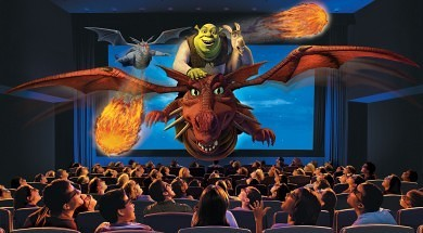 Shrek 4D at Universal Orlando Resort