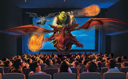 Shrek 4D closing in January 2022