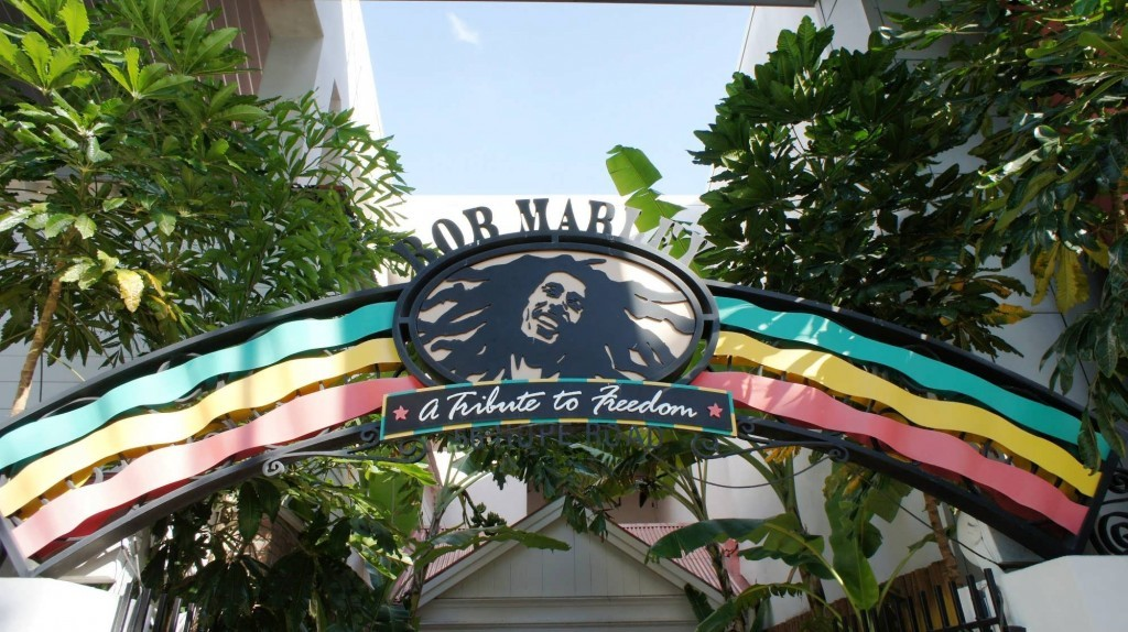 Bob Marley – A Tribute to Freedom at Universal CityWalk Orlando.