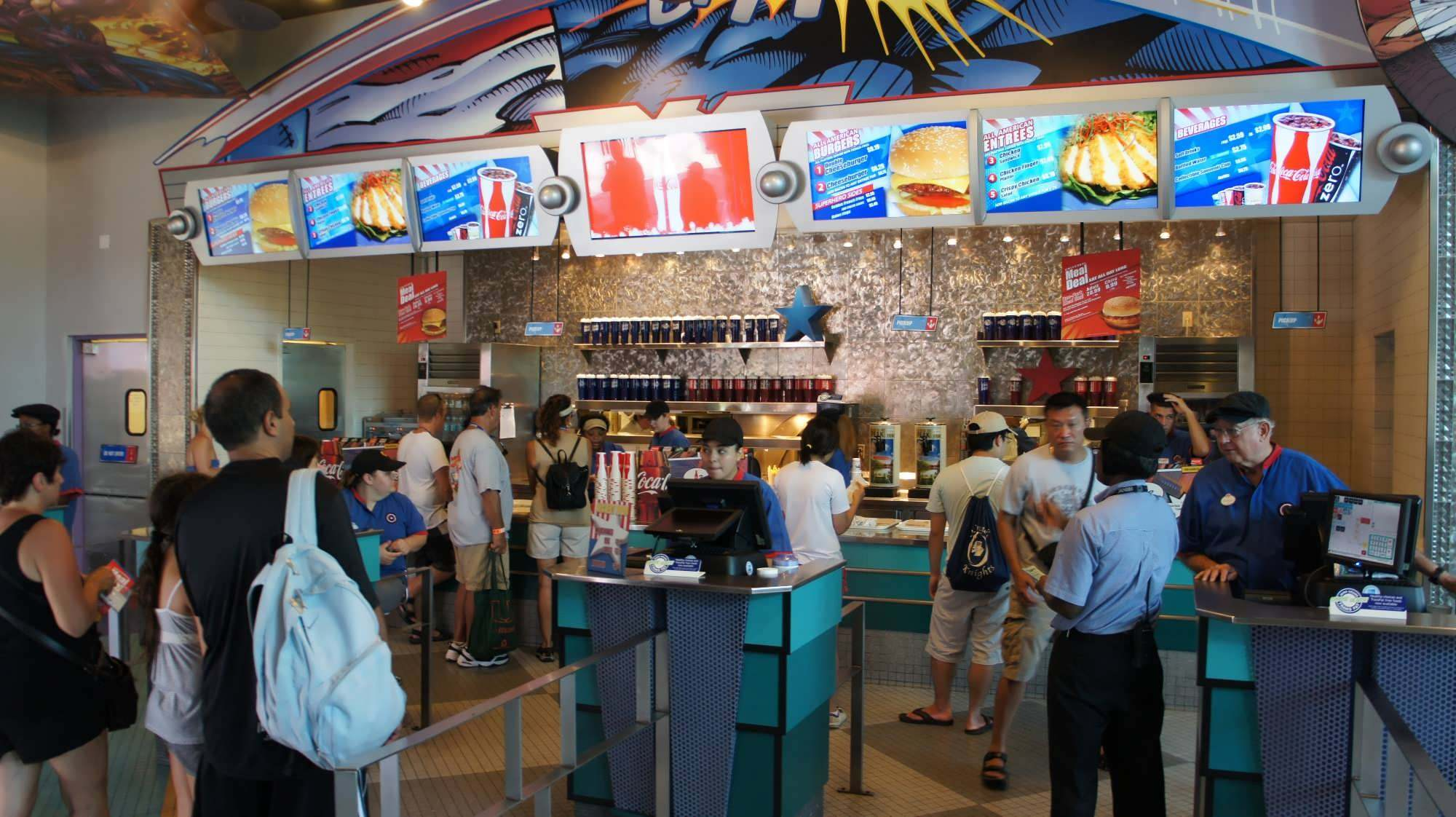 Cosmic Ray's Starlight Cafe in Tomorrowland: Sonny Eclipse is in the house! (with HD 1080p video)