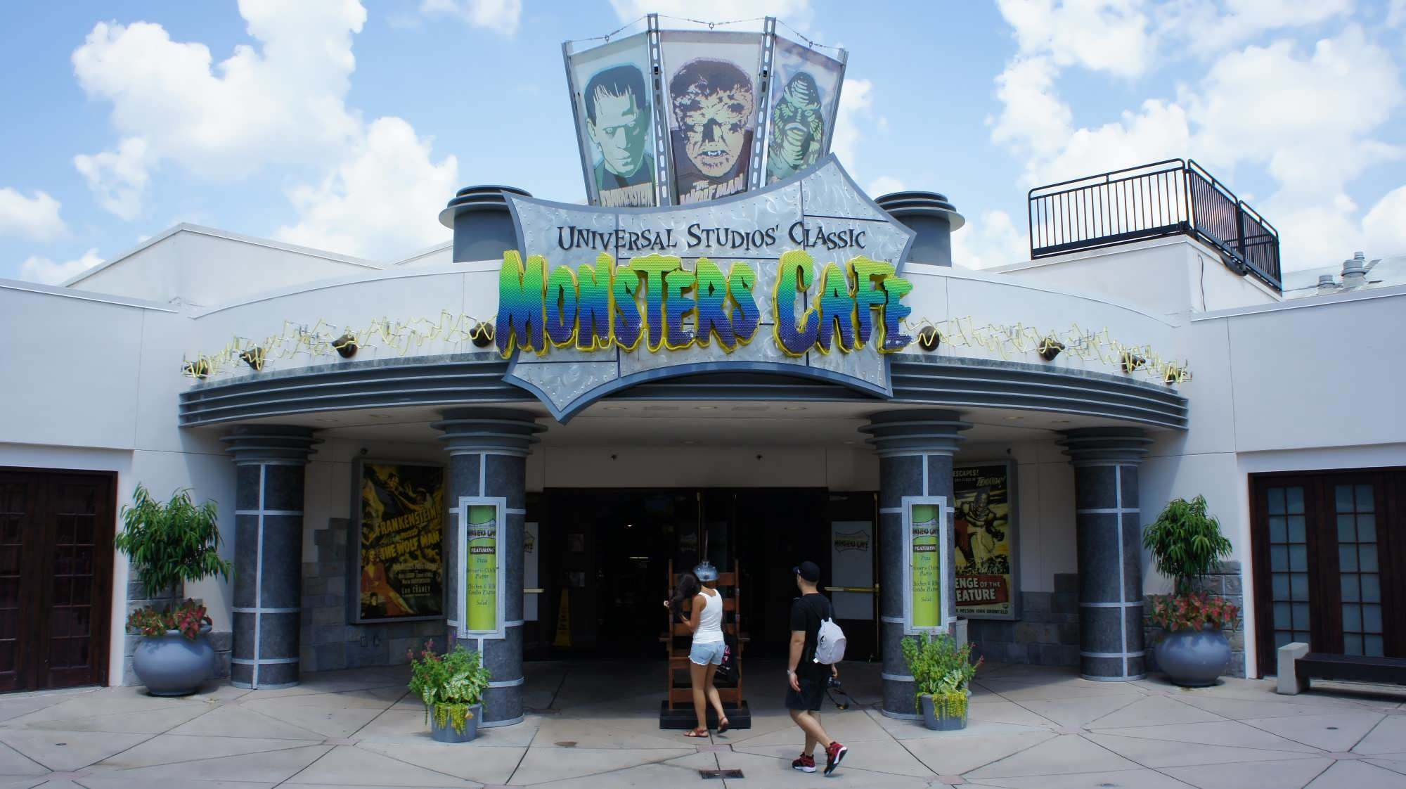 Restaurant Reviews Universal Studios Orlando