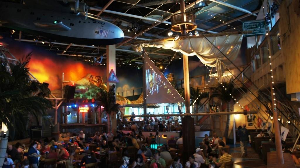 Margaritaville Cafe at Universal CityWalk.