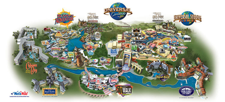 Universal Orlando Resort Tickets Packages And Planning