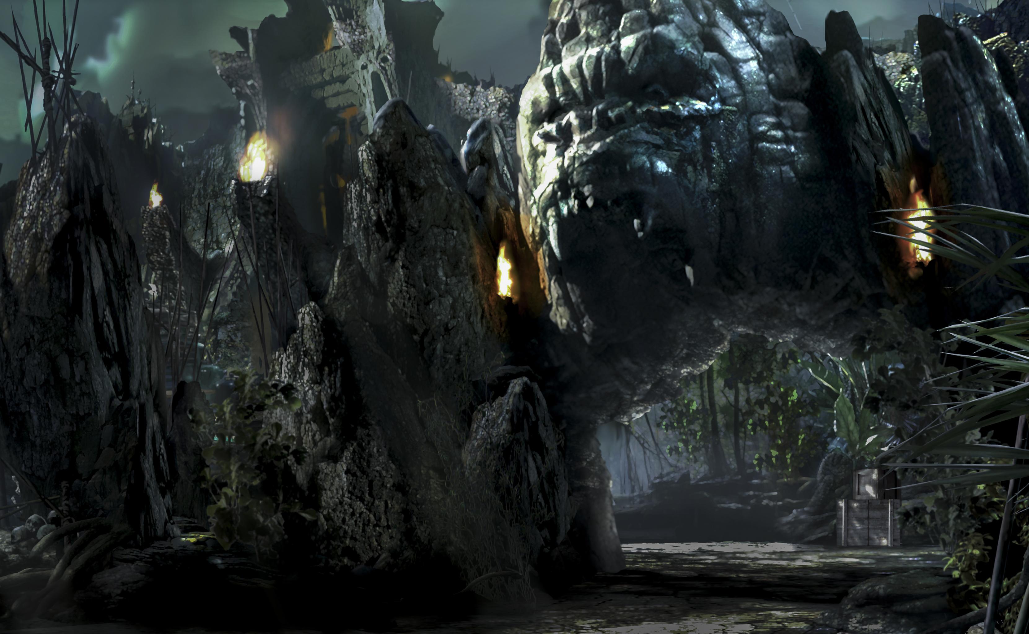 Skull Island: Reign of Kong first details