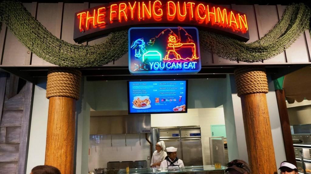 Frying Dutchman.