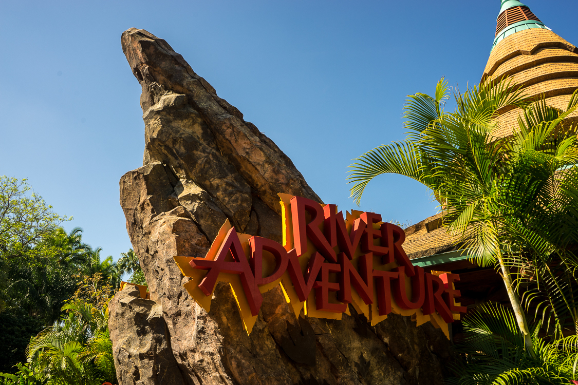 Jurassic Park River Adventure At Universal S Islands Of