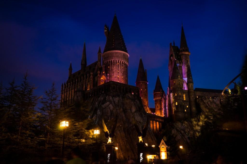 Hogwarts Castle - Hogsmeade Village