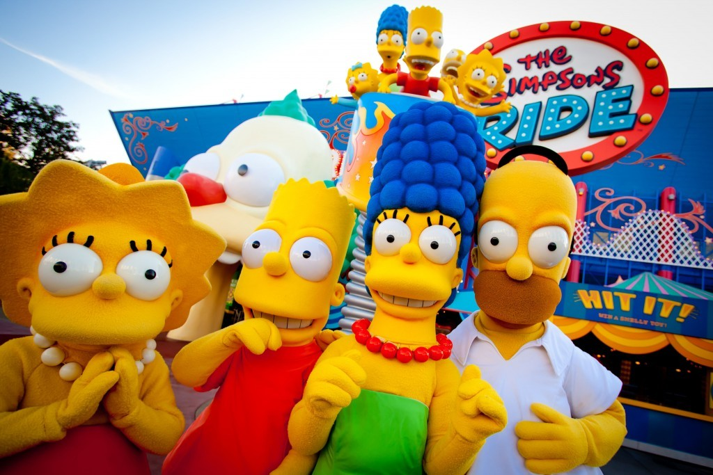 The Simpsons Ride uses a unique blend of authentic Simpsons humor, amazing graphics and mind-bending theme park entertainment to create one of the most thrilling attraction experiences in Universal's history. The Simpsons Ride showcases everything the hugely popular television series has made famous and that Simpsons fans love...a great story, humor and irreverence that are pure Simpsons.