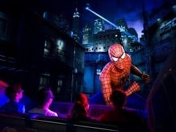 The Amazing Adventures of Spider-Man at Universal's Islands of Adventure