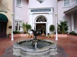 Cafe La Bamba At Universal Studios Florida Menu