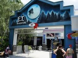 E.T. Adventure at Universal Studios Florida.