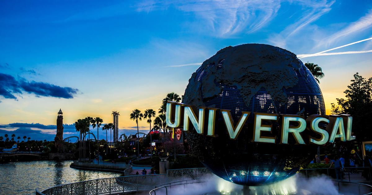 Universal Orlando  Day Touring Plan