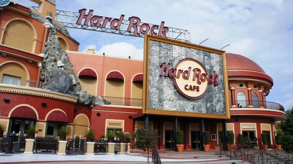Hard Rock Cafe Orlando Universal