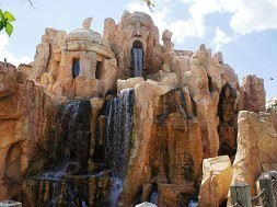 Lost Continent at Universal's Islands of Adventure.