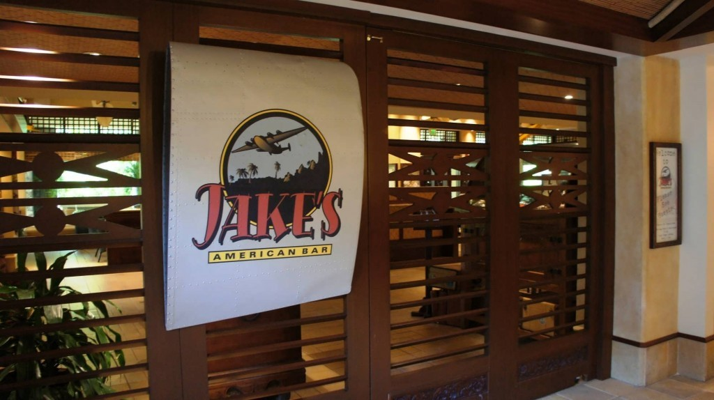 Jake's American Bar at Loews Royal Pacific Resort