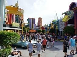 Universal Orlando trip report – August 2011.