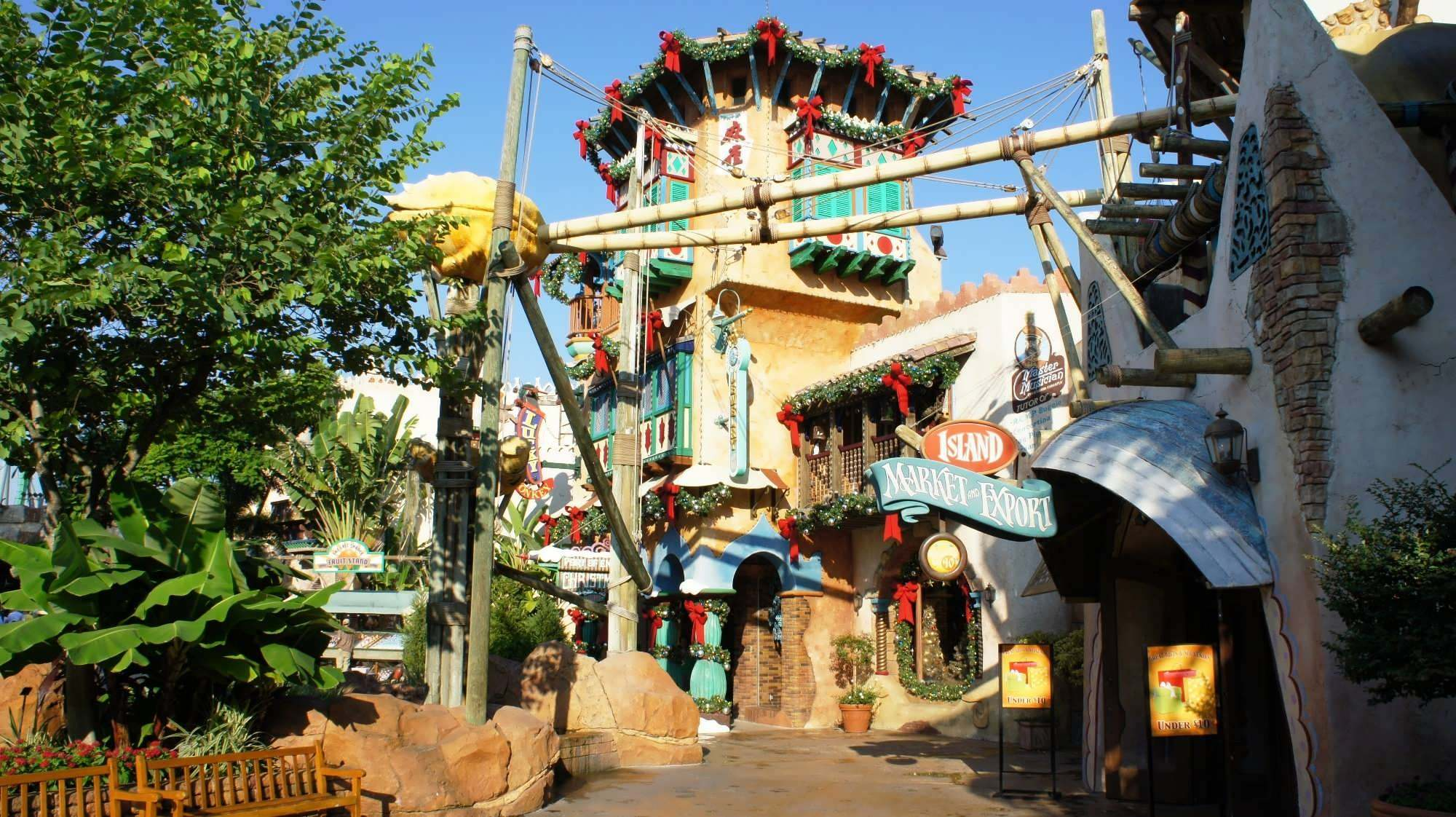 Six hidden photo ops at Islands of Adventure